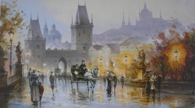 художник Игорь Кухарский картины – 06