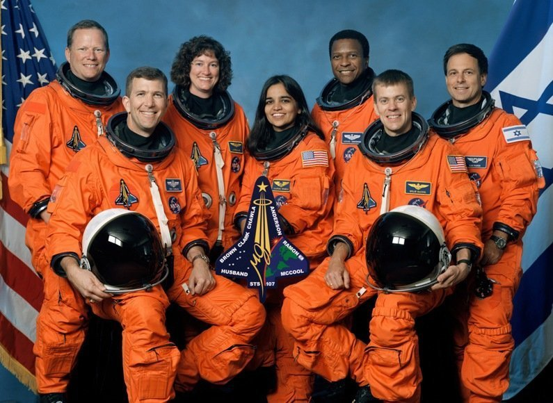 «Авось» по-американски. Как погибли астронавты «Колумбии» «Колумбия», день в истории, катастрофа, космонавтика, сша