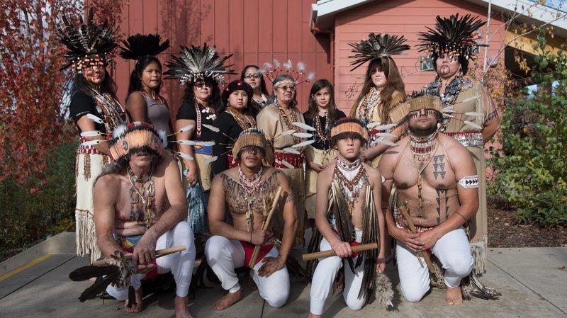 Исчезающее племя коренных американцев, которое правительство пытается уничтожить
