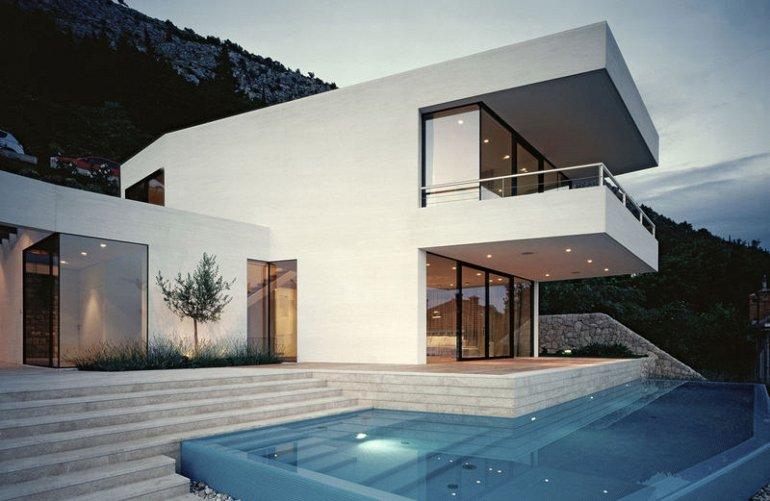 Дом House U - хорватский рай…
