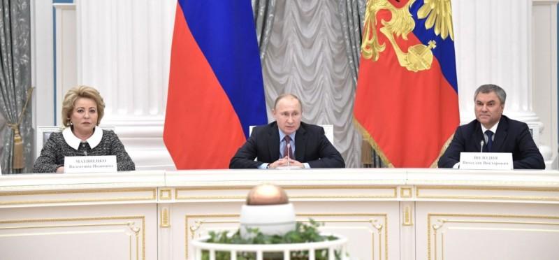Итоги года по версии Путина