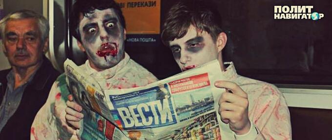 Некогда цветущий Киев превратился в реальную декорацию для фильма ужасов