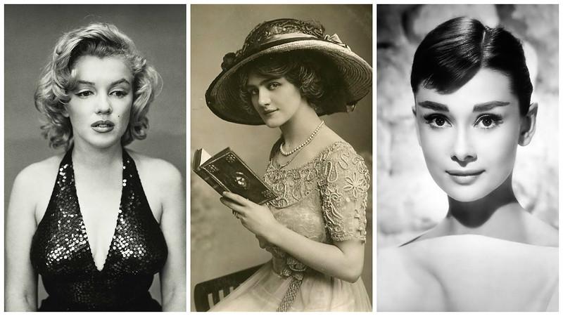 Самые красивые женщины 20 века,которые не оставят вас равнодушным