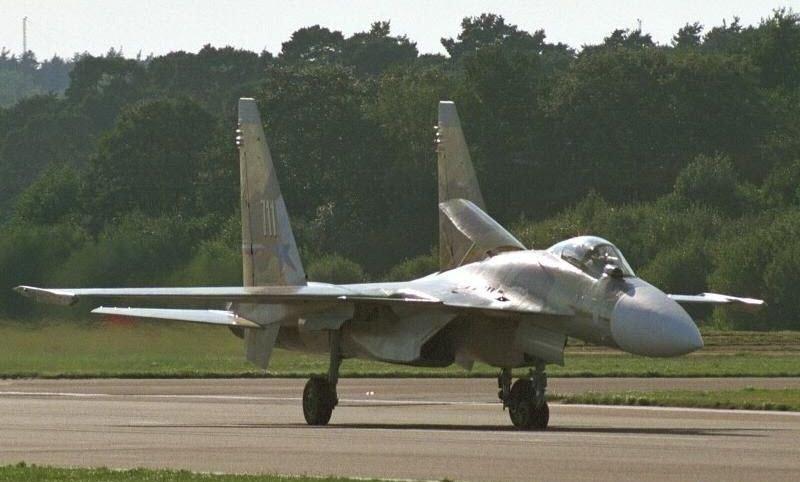 РОССИЯ ВСЕМУ МИРУ СУ-37. Его  прозвали терминатор, повелитель неба.
