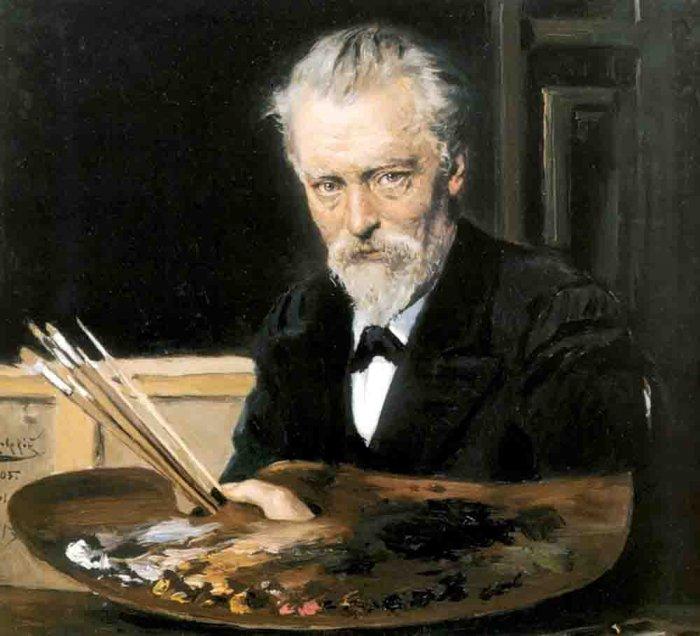Великий русский художник Владимир Егорович Маковский