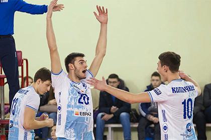 «Югра» поддержит волейбольное «Динамо» во второй встрече с польской «Заксой»