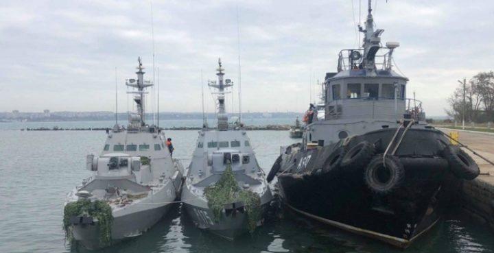 Украина все же сумела нанести удар по Азовскому морю