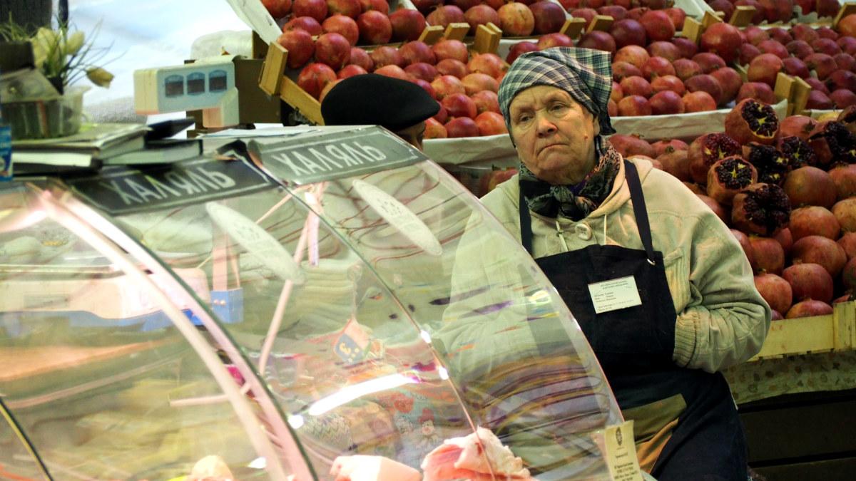 В России уже каждый третий житель — пенсионер, но они продолжают работать (Yle, Финляндия)