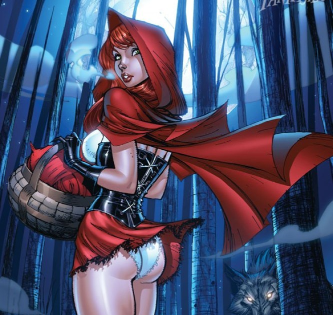 самые сексуальные сказочные герои-хс1
