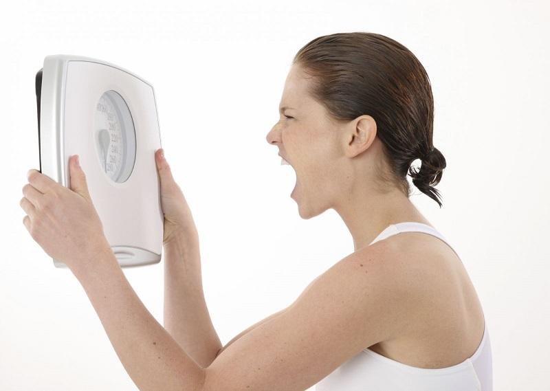 Факторы, влияющие на колебания веса.