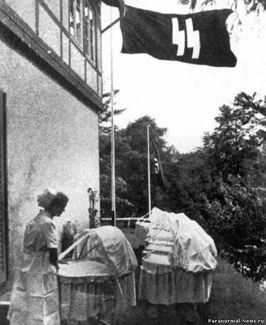 Новые свидетельства расовых экспериментов фашистов над детьми