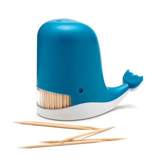 Забавный контейнер для зубочисток. | Фото: LiveJournal.