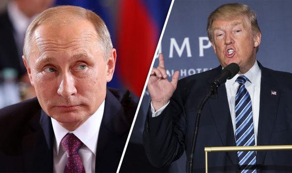 Фиг вам, а не Путин! Дональд Трамп не сдается