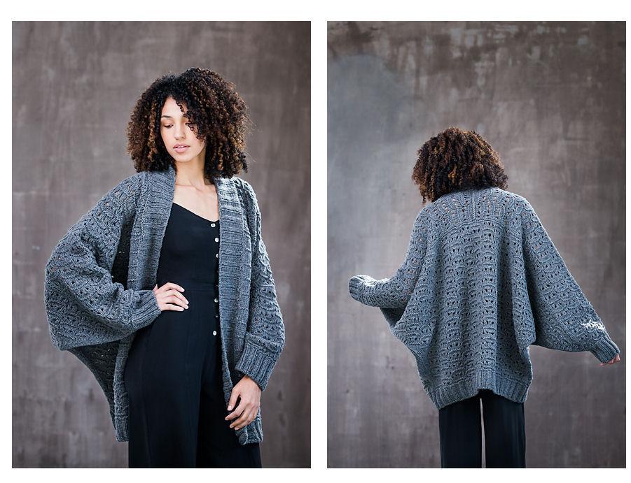 Весенняя мода: множество идей для вязания