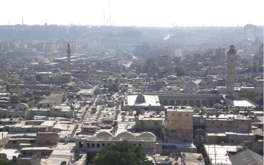 Комиссия ООН не определила виновных в обстреле гумконвоя в Алеппо