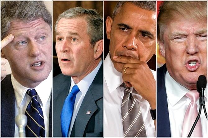 Пол Крейг Робертс: В США правительства дебилов и военных преступников