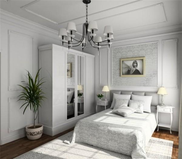 сочетание цветов в интерьере французской спальни