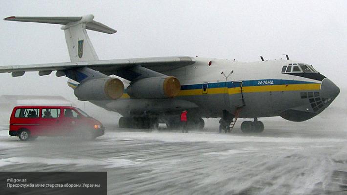 Уничтожение Ил-76 с десантниками под Луганском: как Украина заметает следы