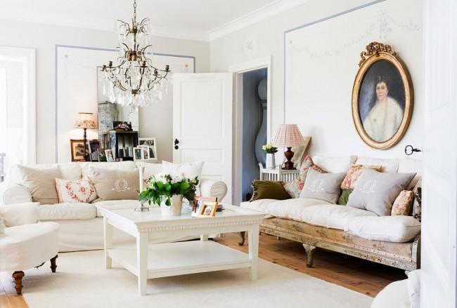 Белый цвет в интерьере - мощное выразительное средство, способное преобразить интерьер независимо от стиля