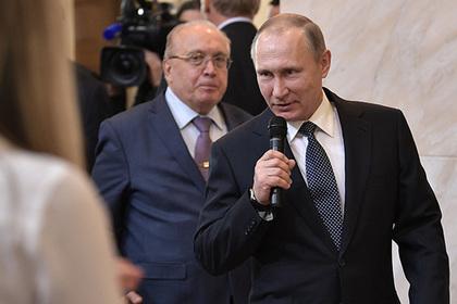Президент пообещал студентам МГУ урок дзюдо