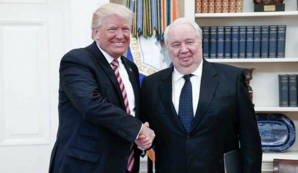 Трамп и секреты США. Веселенький сюжет разворачивается в Вашингтоне