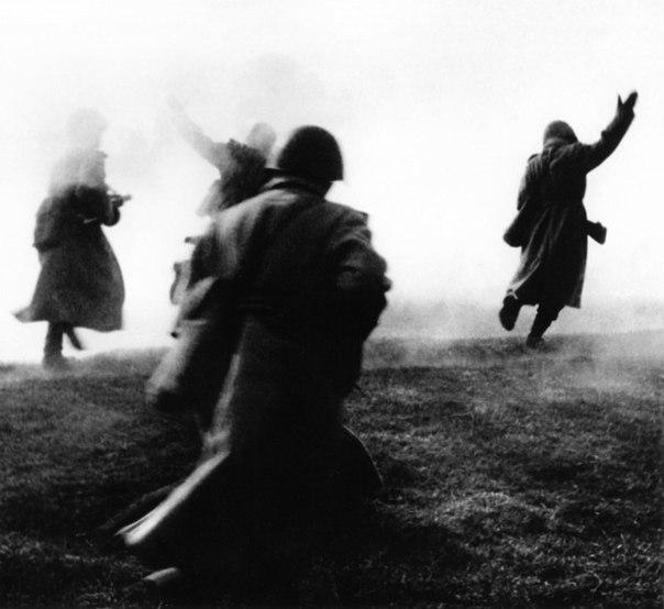 Карабаев Мамат уничтожал за бой свыше ста немцев
