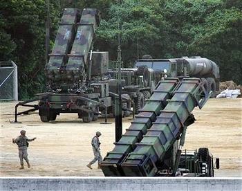 Американские войска в Южной Корее вооружились новыми комплексами ПРО