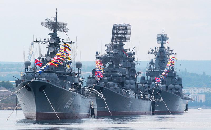 Запад - Киеву:  Черноморский флот РФ нужно уничтожить