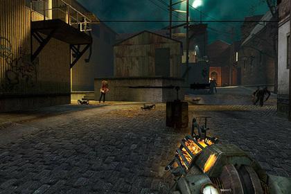 Названа причина отмены продолжения Half-Life
