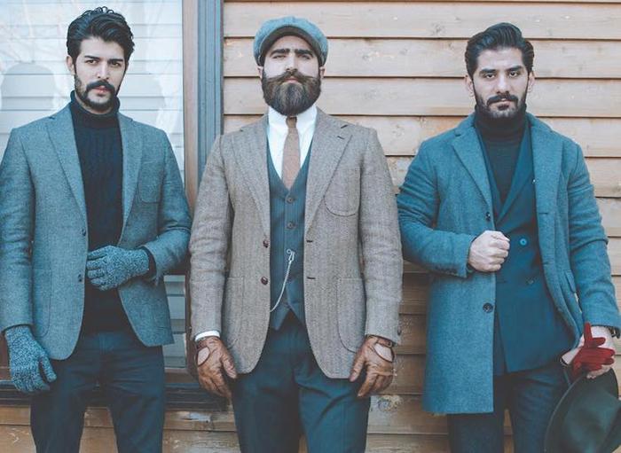 Новый имидж Ближнего Востока: первый клуб моды джентльменов в Ираке