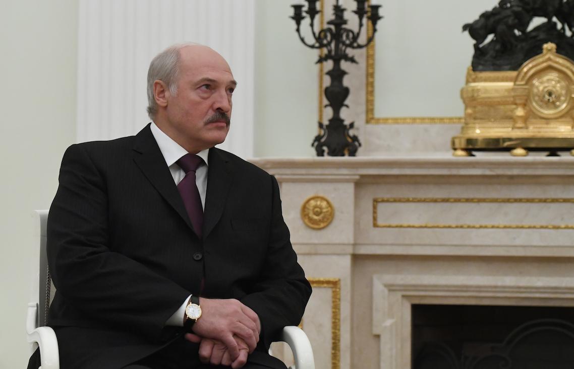 Лукашенко в Новый год пообещал, что со стороны Белоруссии не будет агрессии