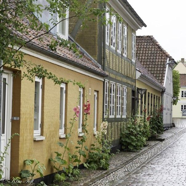Оденсе - датская сказка