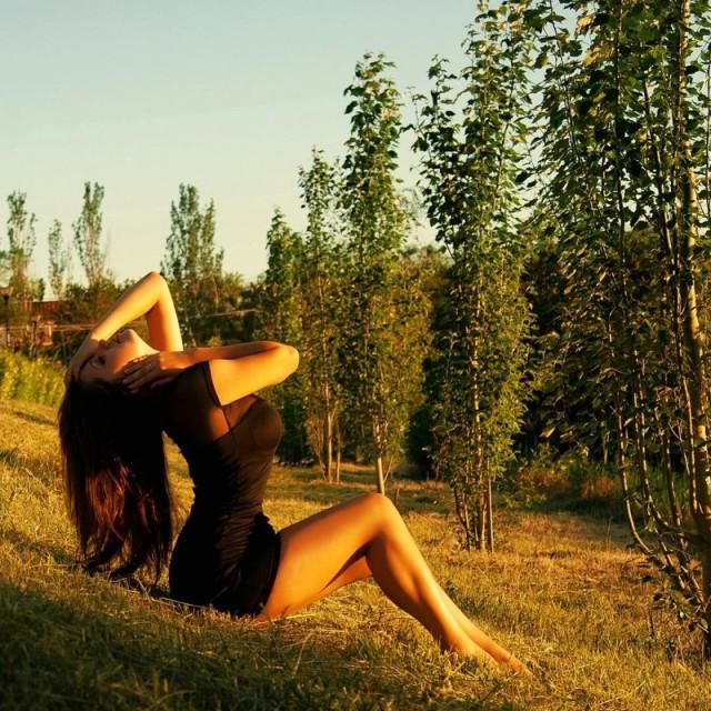 Подборка летних девушек в первый день осени (50 фото)