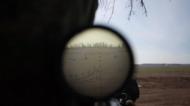 ЛНР: Киев отправил на фронт женщин-снайперов из Прибалтики