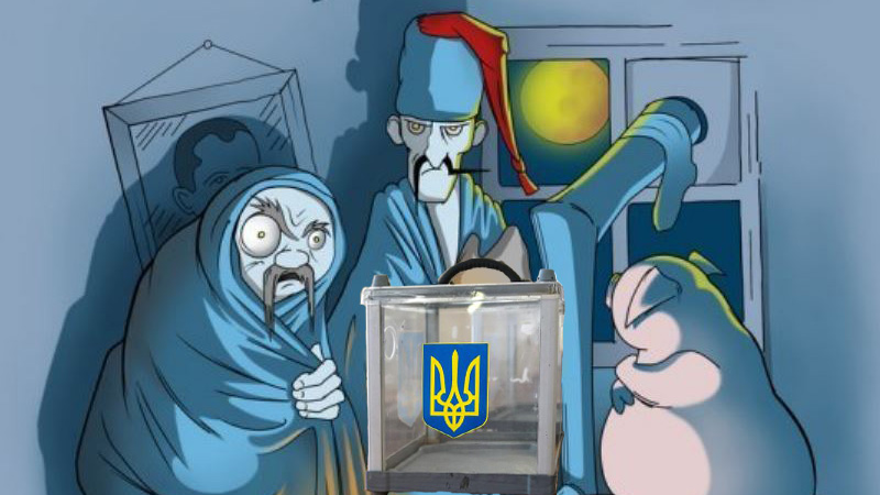 Украинцам предложили голосовать в Антарктиде