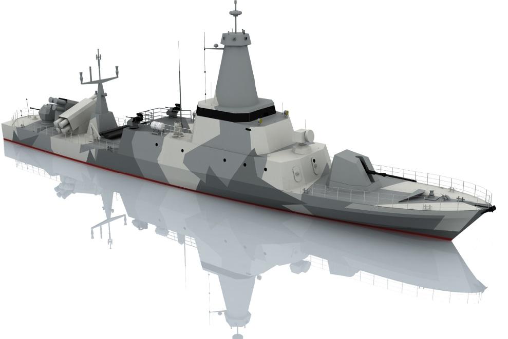 Саудовская Аравия перезаказала для себя три ракетных катера проекта Combattante FS 56