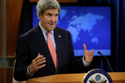 Керри констатировал успех перезагрузки отношений США и России