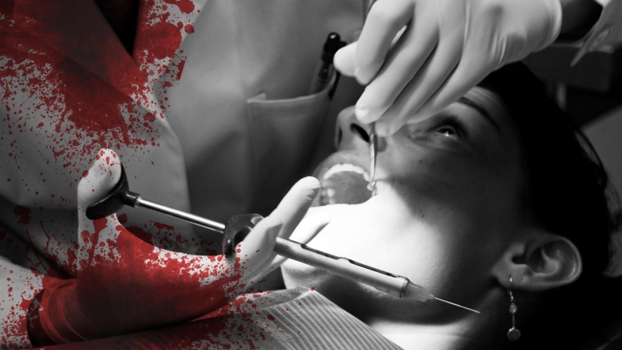 Фонтан крови. Фельдшер — о пациентах после стоматолога