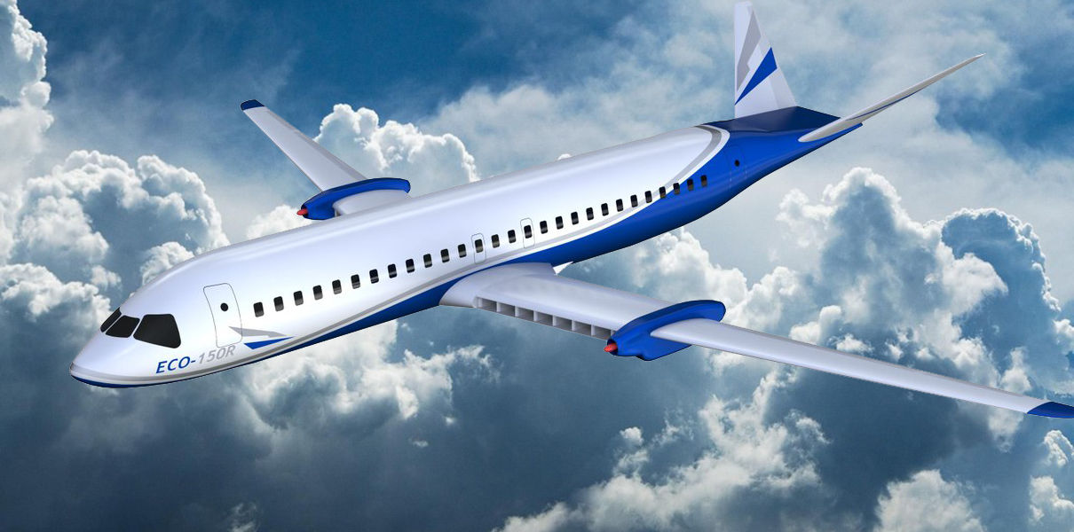 Электросамолет Wright Electric планирует потеснить Boeing 737