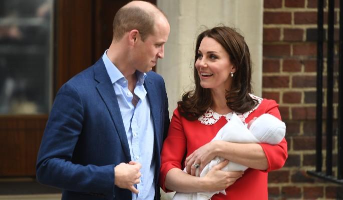 Герцогиня Кейт и принц Уилья…