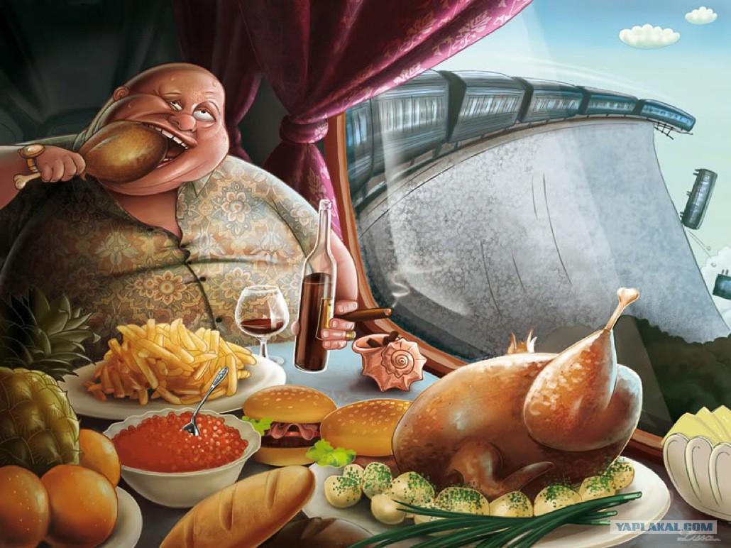 """""""Еда для мужика"""": памятка женщине"""