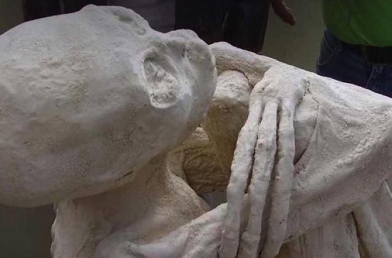 Перуанская мумия инопланетянина: продолжение истории