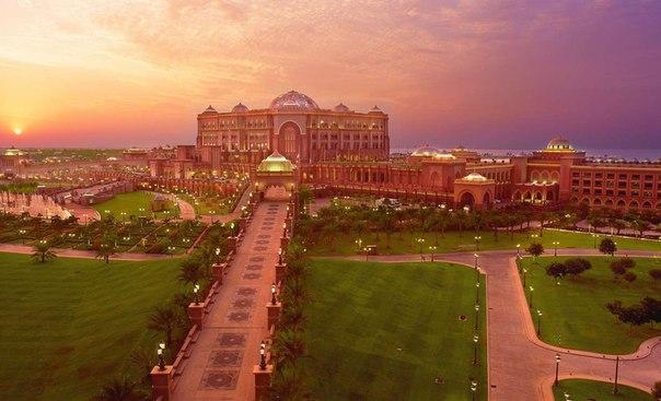 Самый дорогой отель мира