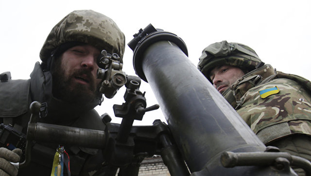 """Украина отправила в Донбасс """"исламский батальон"""" численностью 500 человек"""