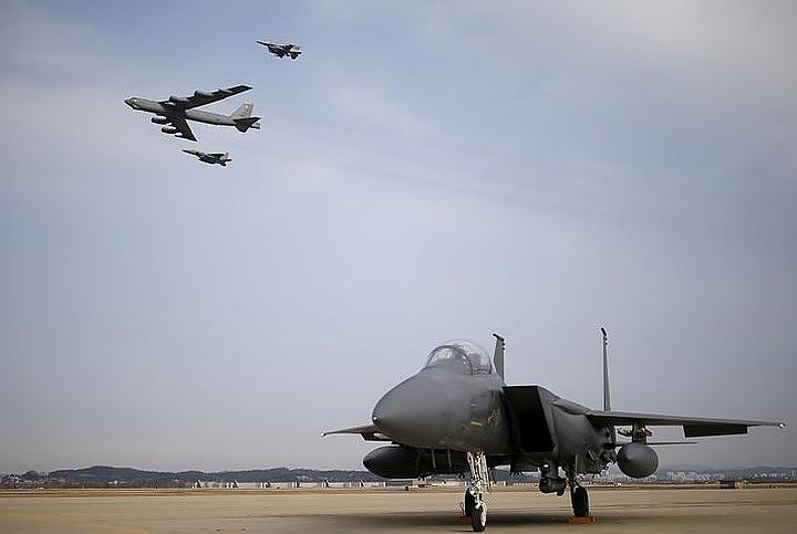 Южная Корея и США проведут совместные военные учения сразу после Олимпиады