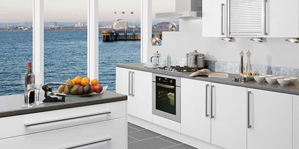 Белые кухни-2