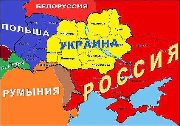 Киев - мать городов русских и мачеха городов польских