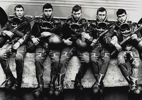 Подразделение «Дельфин»: чем прославились боевые пловцы ГРУ