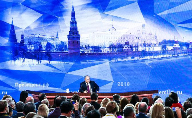 Путинский прорыв: Нацпроекты создают как кормушку для «золотой сотни»