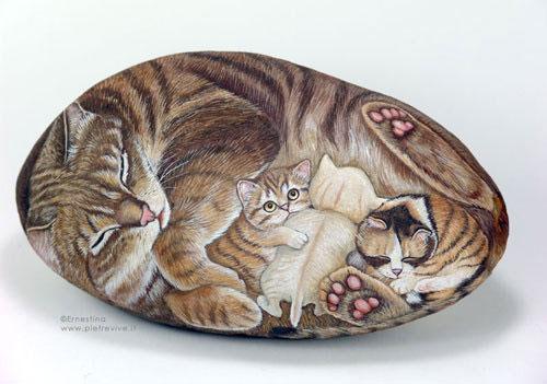 Живые камни. Кoshli...